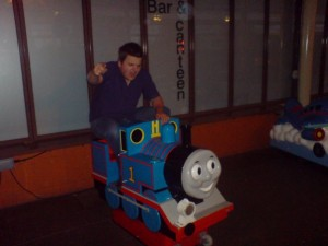 Dan on Thomas