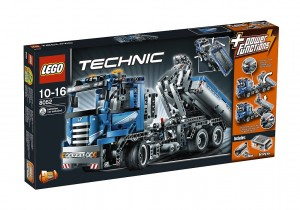 Lego 8053 Container Truck Box